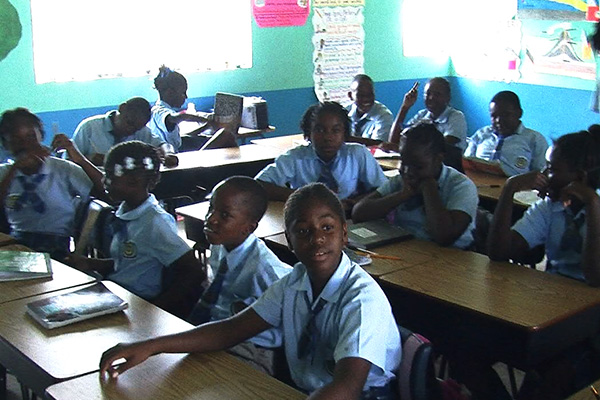 Sandy Point Primary's Child Friendly Concept