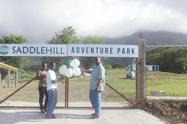 Development Bank makes a young entrepreneur's dream of adventure come true