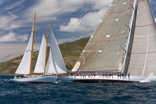 St. Kitts Yacht Club – Notice of Race – National Sailing Week Regatta
