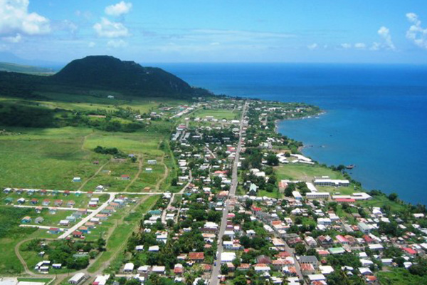 A new highway between Sandy Point and Basseterre have several benefits, says PM