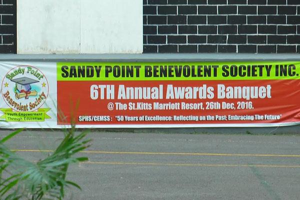 Sandy Point Benevolent Society Banquet Launch