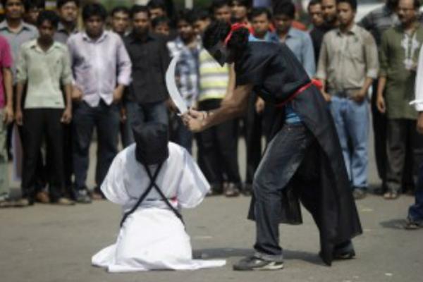 Saudi beheaded for murder