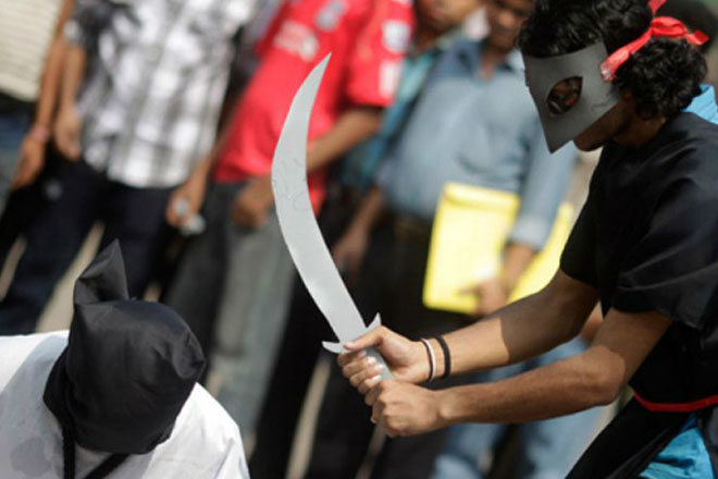 Saudi beheads 79th convict this year