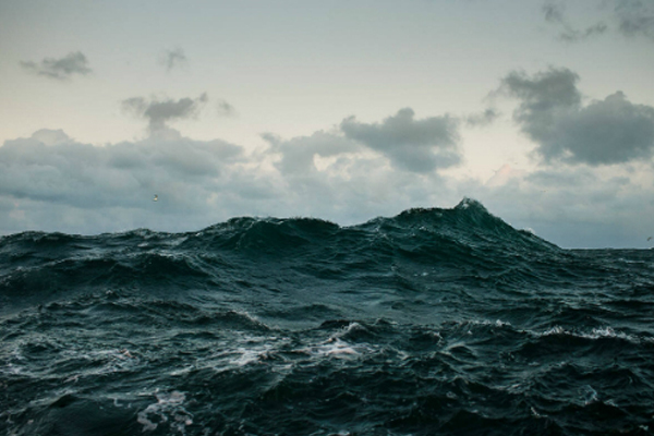 Two men swept into ocean during prank video in Japan