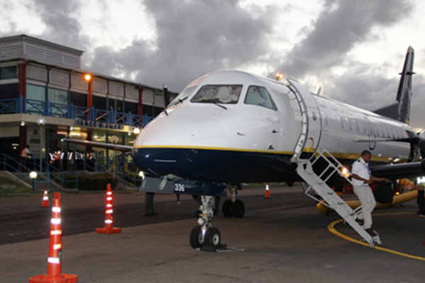 Nevis Opposition says Seaborne Airlines is costing the NIA