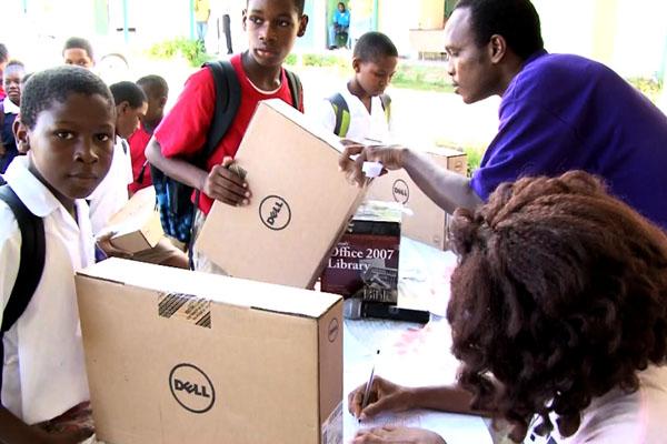 Secondary Schools Receive New Dell Latitude 3340 Laptops