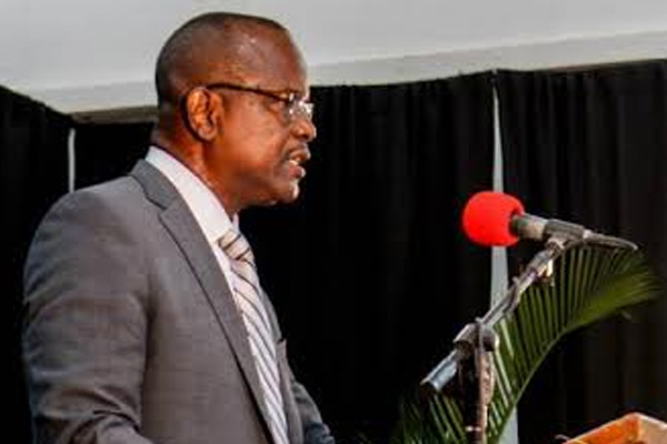 Justice Walters commended for his Address on Constitutional Reform