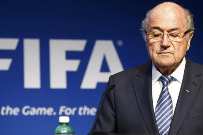 Sepp Blatter stepping down, says FIFA needs 'profound overhaul'
