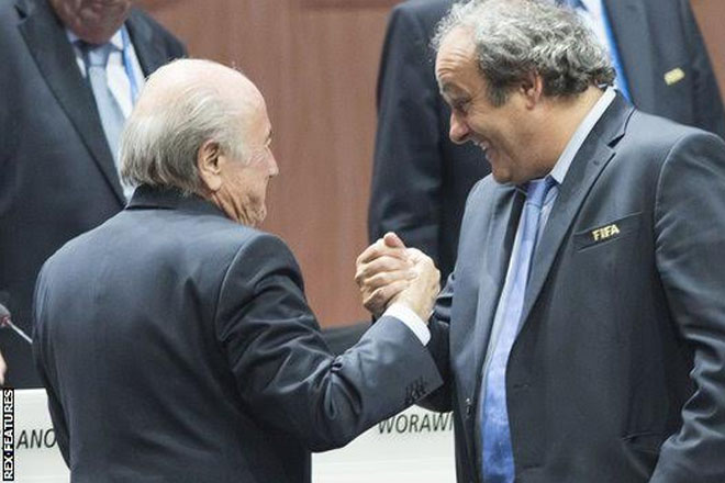 FIFA Crisis: Blatter-Platini Payment a 'Conflict of Interest'