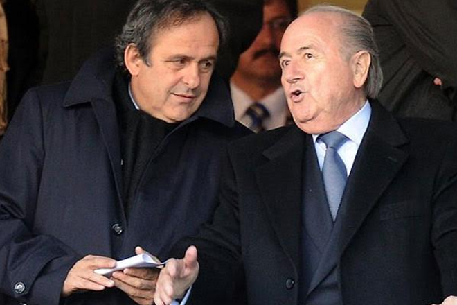 Sepp Blatter & Michel Platini lose Fifa appeals but bans reduced