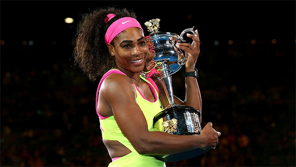 Serena Williams wins the Australian Open for her 19th major title