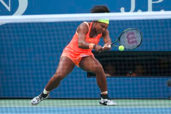 2015 US Open bracket update: Serena Williams wins, will face sister Venus in quarterfinals