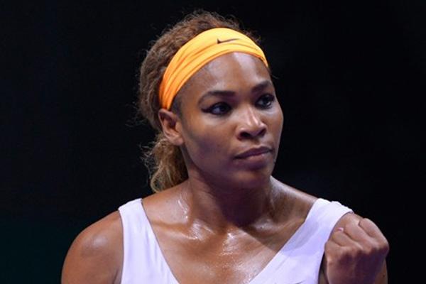 Serena Williams beats Li Na to win WTA Championships