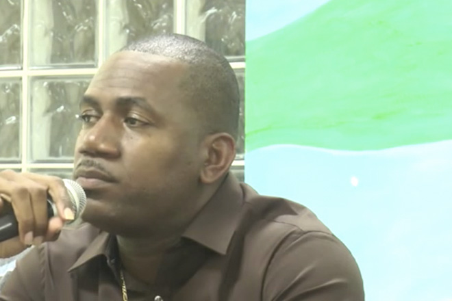 Hon. Shawn Richards Calls For Patience