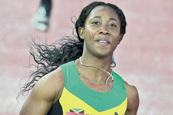 Fraser-Pryce thrilled with role in gold medal-winning unit