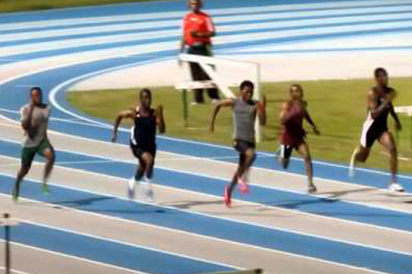 Canadian sprinters head for warm St. Kitts as plan to redevelop their field at York University is scrapped