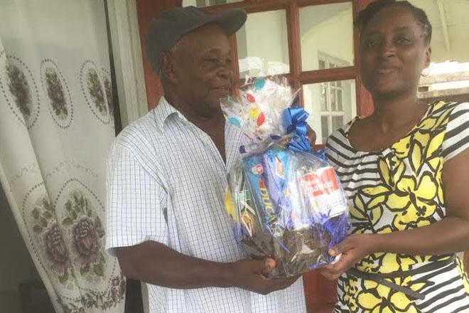Social Services celebrates federation's nonagenarians
