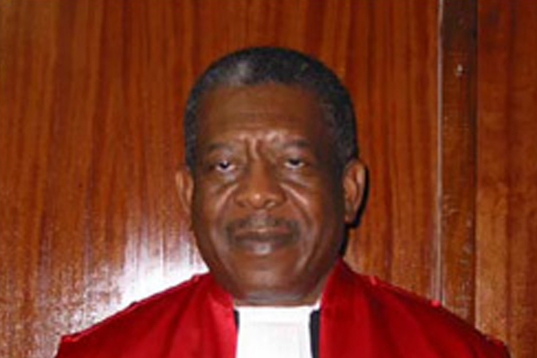 Kittitian-born Chief Justice of Caribbean Court addresses International Bar Association