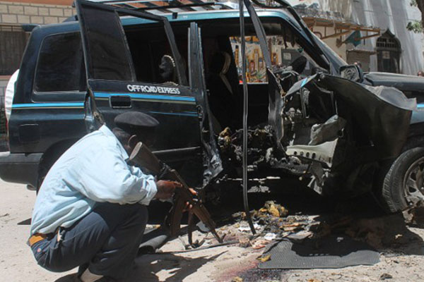 2nd Somali lawmaker killed in two days