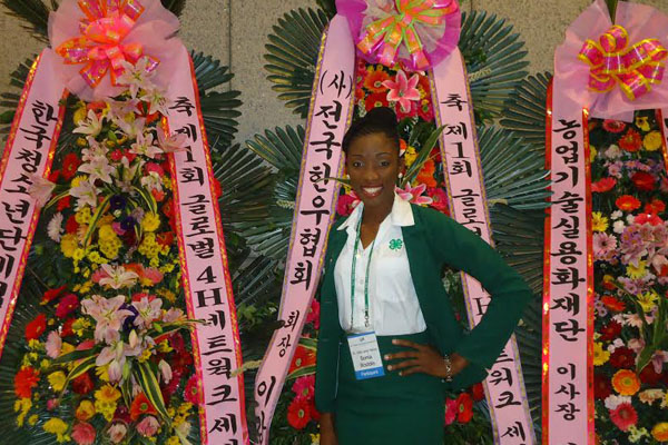 Sonia Boddie hails Global 4-H Network Summit in Korea a Huge Success