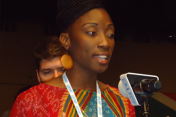Youth urged to help make a difference at global summit