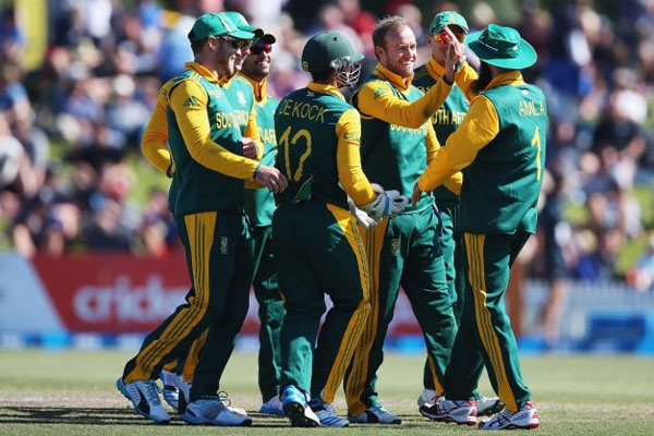 South Africa reclaims number-one ODI ranking after five years