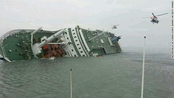 195 days later, body found in sunken Sewol ferry