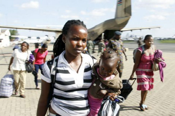 200 dead in South Sudan after boat fleeing war sinks
