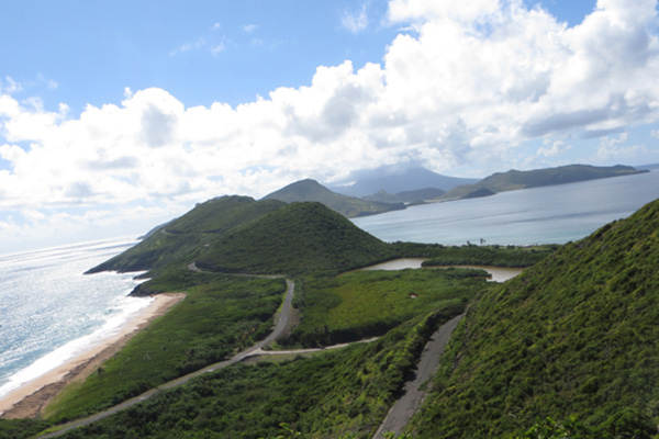 Caribbean Journal features St. Kitts' Southeast Peninsula