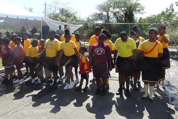 Special Education Unit hosts Annual Sports Day