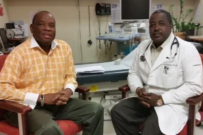 Top Bahamian cardiologist stars on Dare to Be Great TV show