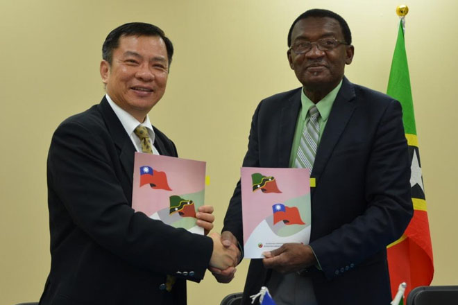 Taiwan Signs Agreement With Government To Boost Agro-Processing Services