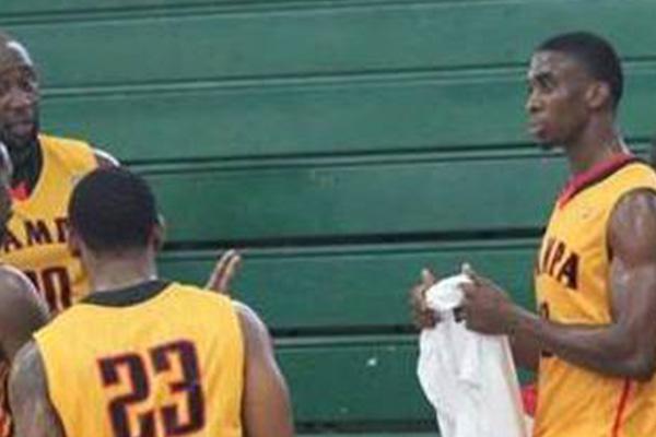 SKNABA president congratulates St. Kitts baller making mark in Asian Basketball League