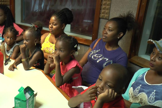 Early Childhood events continue with Totally for Kids visit