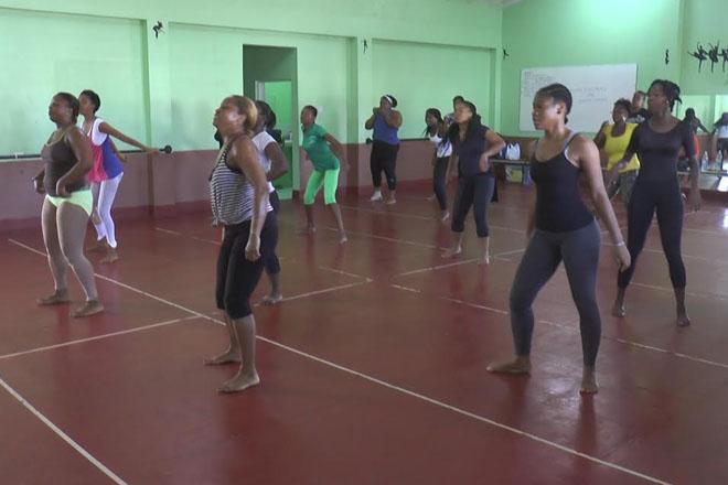 Department of Culture hosts dance workshop