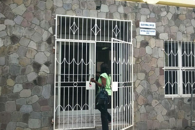 Electoral Office in St. Kitts Reopens to the General Public