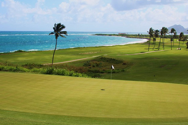 St. Kitts and Nevis ranks among Top 25 Islands in golf worldwide
