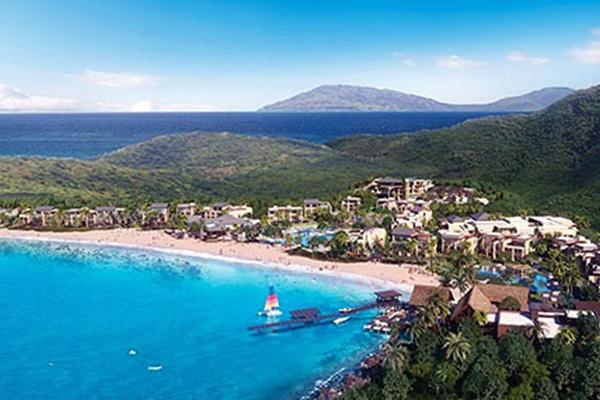 Park Hyatt St. Kitts Hotel designs approved