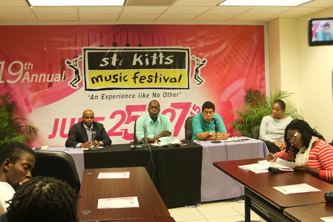 11 Acts Revealed for 19th Annual St. Kitts Music Festival