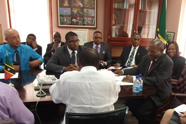 CCM Administration reports St. Kitts and Nevis on the road to economic recovery