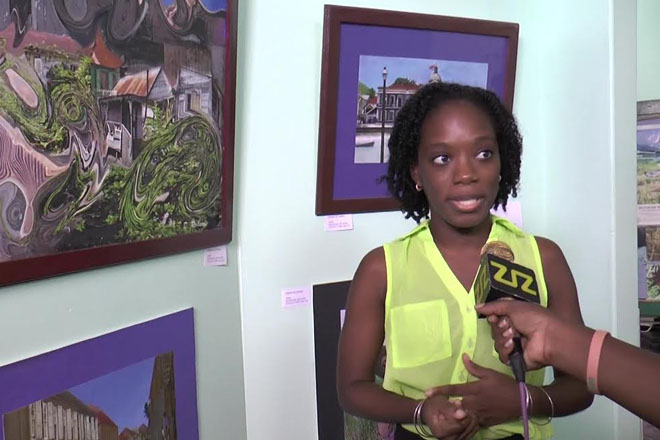 National Arts Exhibition Wraps Up