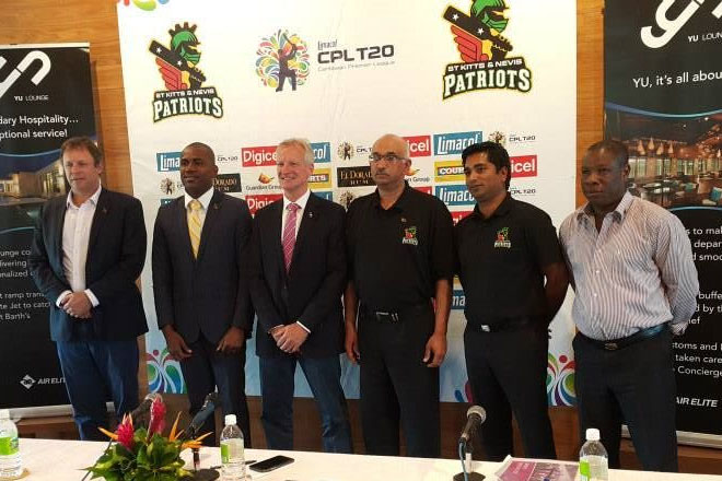 Government ensures St. Kitts-Nevis gets 2015 CPL Matches