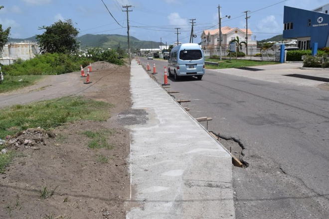 New walkway in Bird Rock to provide safe access for pedestrians