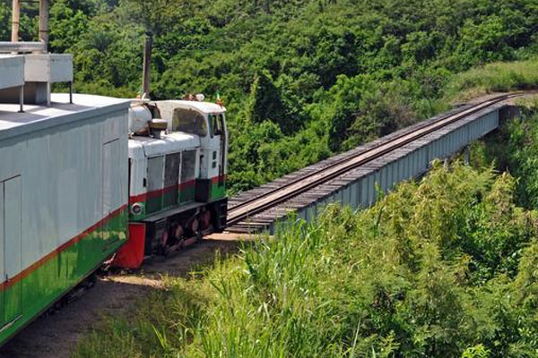 BBC Travel: St. Kitts' Scenic Railway –the last railway in the West Indies
