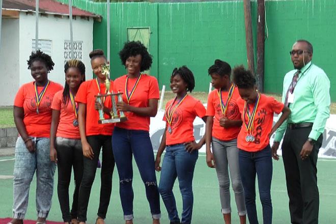 Champion Schools Awarded