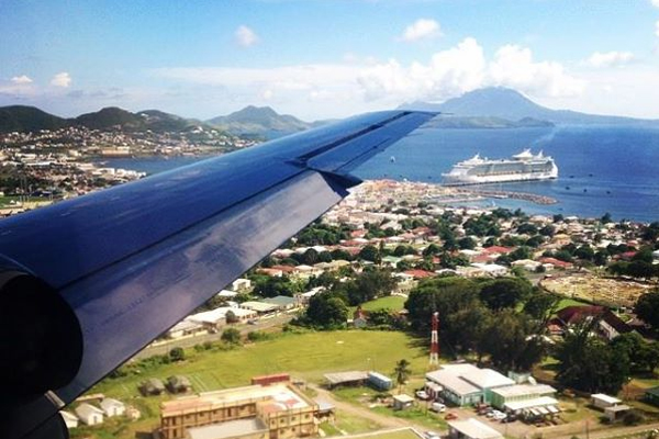 St. Kitts is named a 'Travel Hotspot' for 2015 and Ranked Among the Best Caribbean Islands