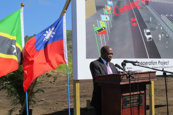 Construction starts on St. Kitts' second solar farm
