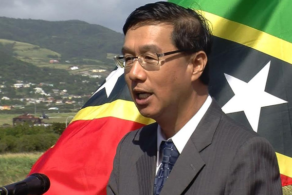 Taiwanese Ambassador says his Government is Pleased to Partner with SKN in Building a New Solar Farm