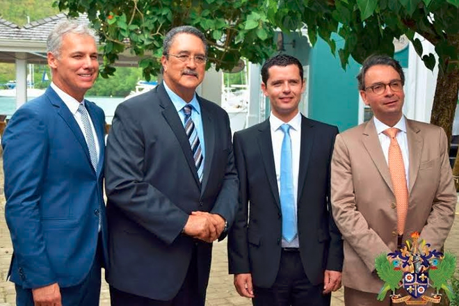 New international bank opens in St. Lucia