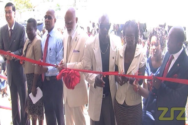 ROC and SKN Governments deliver new Day Care Centre